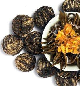 Моли Сян Нюй связанный чай с жасмином № 400