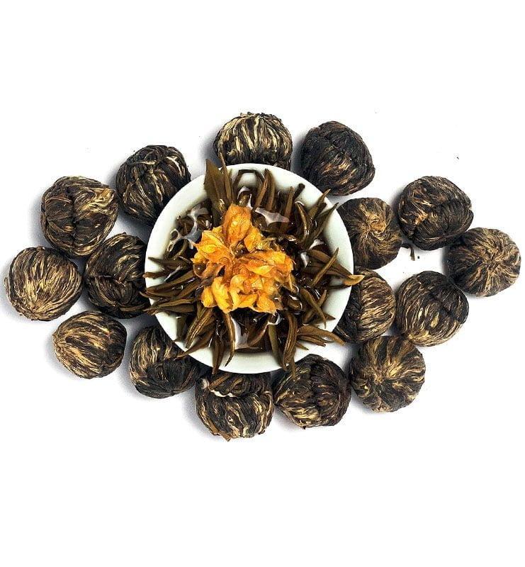 Моли Сян Нюй связанный чай с жасмином (№400)