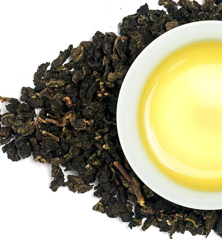 Най Сянь Цзинь Сюань тайваньский чай Улун (№180)  - фото 2