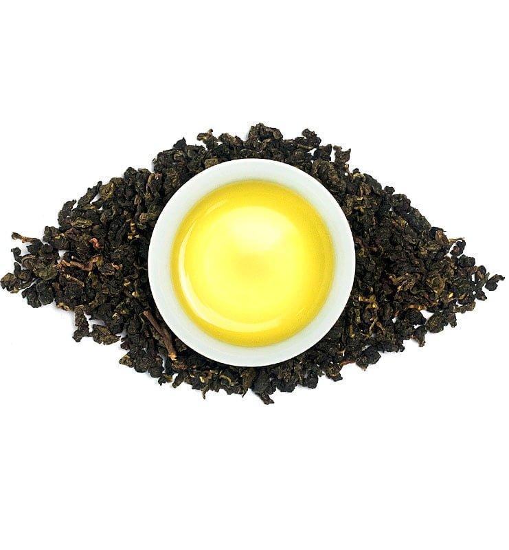 Най Сянь Цзинь Сюань тайваньский чай Улун (№180)  - фото 4