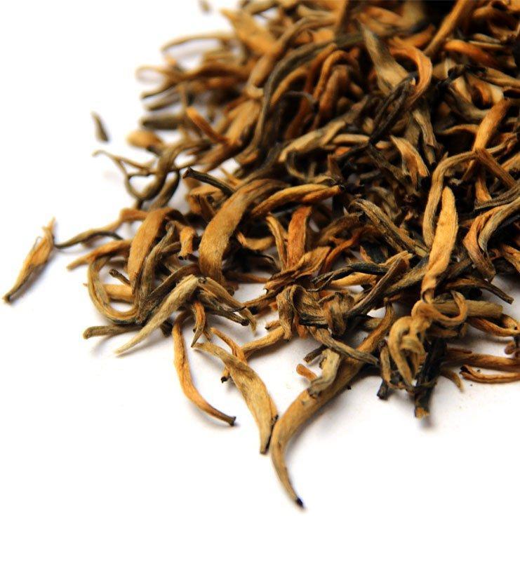 nyui ier xun 180 11 - Красный (черный) чай Нюй Эр Хун рассыпной (№180)