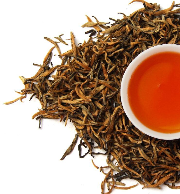 nyui ier xun 180 33 - Красный (черный) чай Нюй Эр Хун рассыпной (№180)