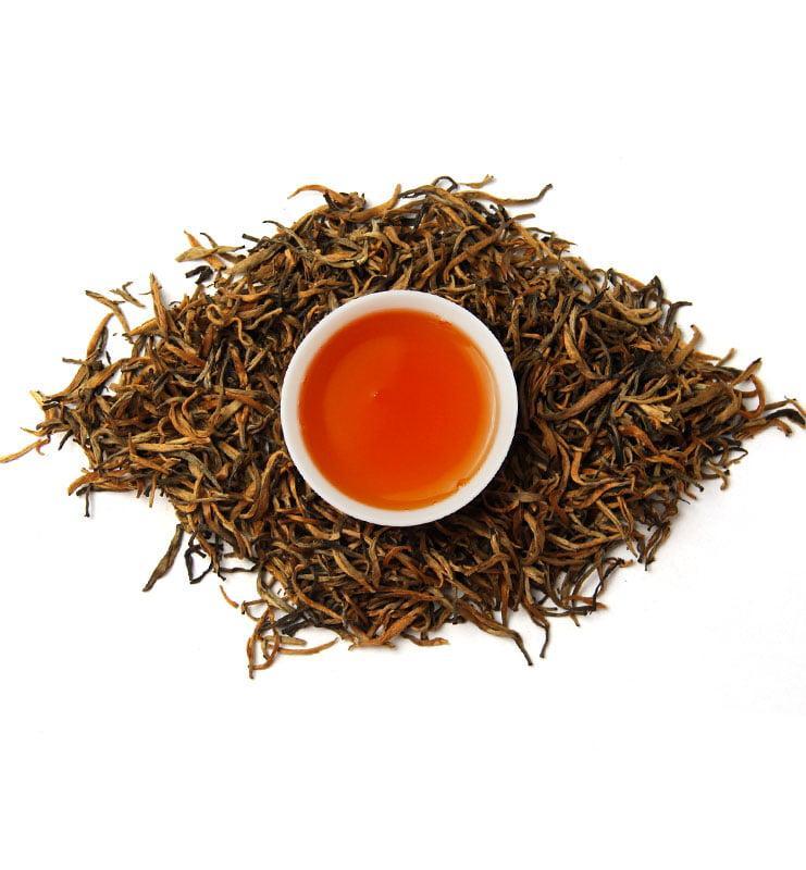 nyui ier xun 180 44 - Красный (черный) чай Нюй Эр Хун рассыпной (№180)