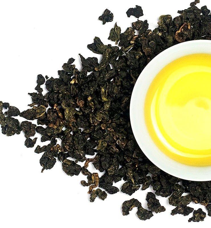 Сы Цзы Чунь тайваньский чай Улун (№360)  - фото 2