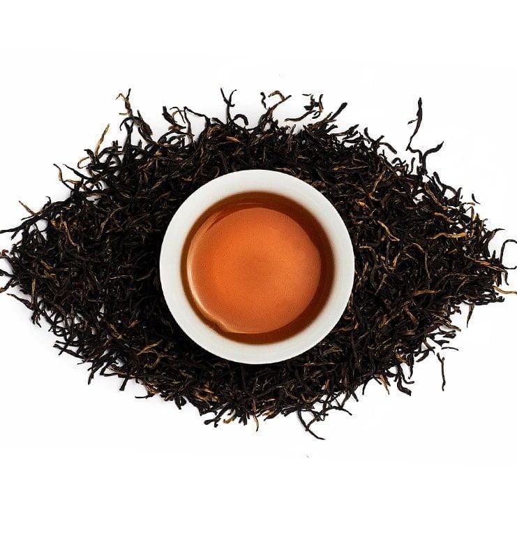 Тай Му Цзинь Хоу рассыпной красный (черный) чай №360