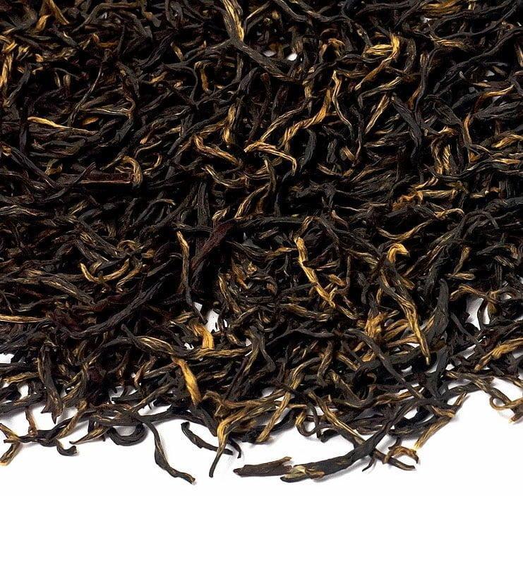 Тай Му Цзинь Хоу рассыпной красный (черный) чай № 360