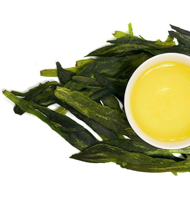 tai pin hou kui 1000 1 - Тай Пин Хоу Куй, китайский зелёный чай (№1200)