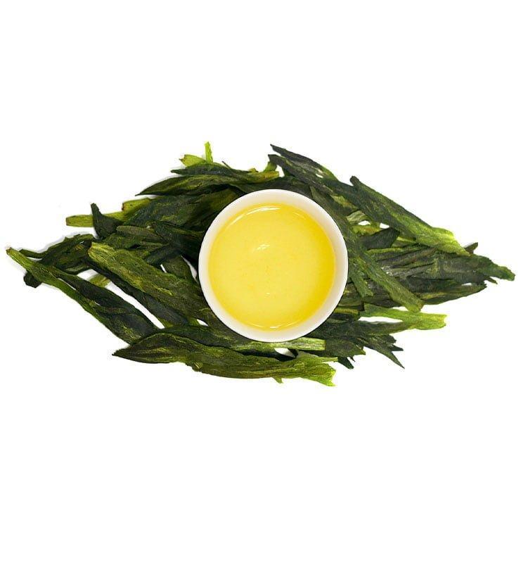 tai pin hou kui 1000 2 - Тай Пин Хоу Куй, китайский зелёный чай (№1200)