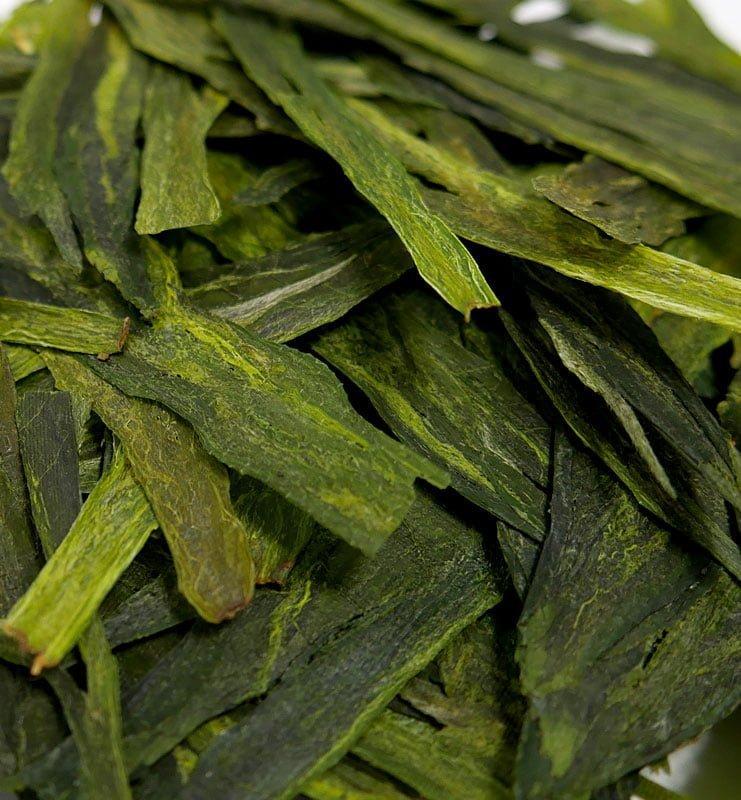 tai pin hou kui 1000 3 - Тай Пин Хоу Куй, китайский зелёный чай (№1200)