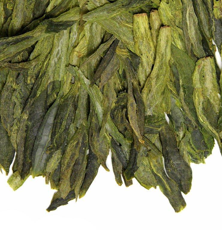 Тай Пин Хоу Куй, китайский зелёный чай (№1000)  - фото 4