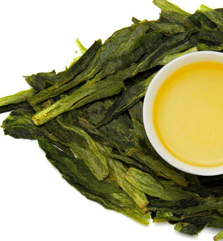Тай Пин Хоу Куй, китайский зелёный чай (№360)  - фото 2