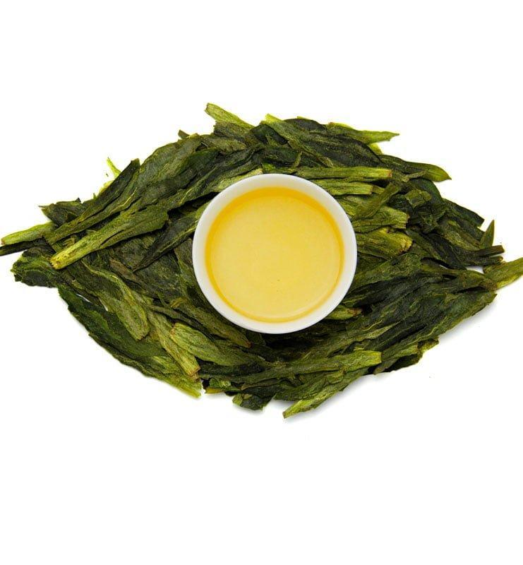 Тай Пин Хоу Куй, китайский зелёный чай (№360)  - фото 6