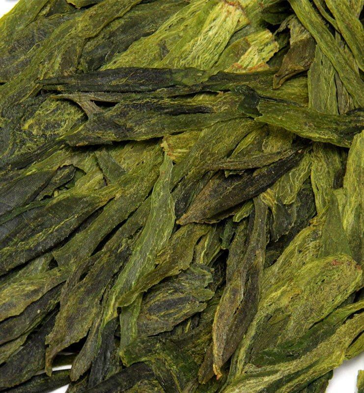 Тай Пин Хоу Куй, китайский зелёный чай (№360)  - фото 3
