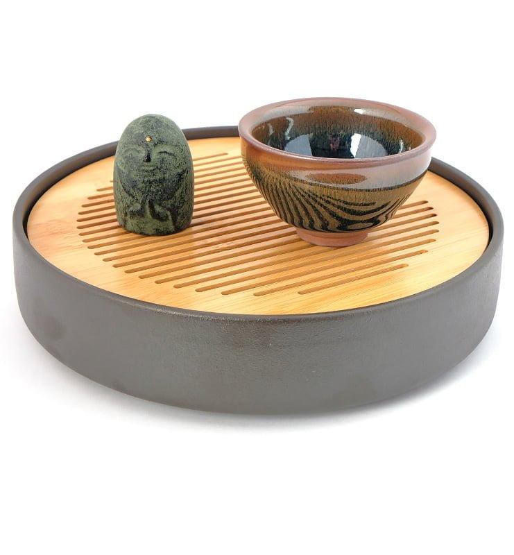 Чашки керамические «Тэммоку» 70мл