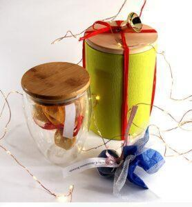Чайный дегустационный набор «Эстетика в Чае»  - фото
