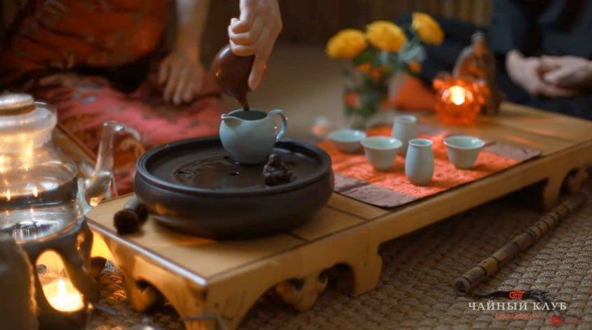 """Китайская чайная церемония """"Гунфу Ча"""""""
