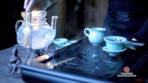 Приготовление чая методом Лу Юя