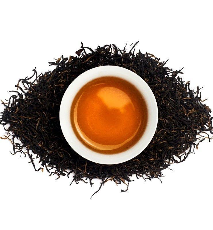 Инь Цзюнь Мэй коллекционный красный (черный) чай № 600