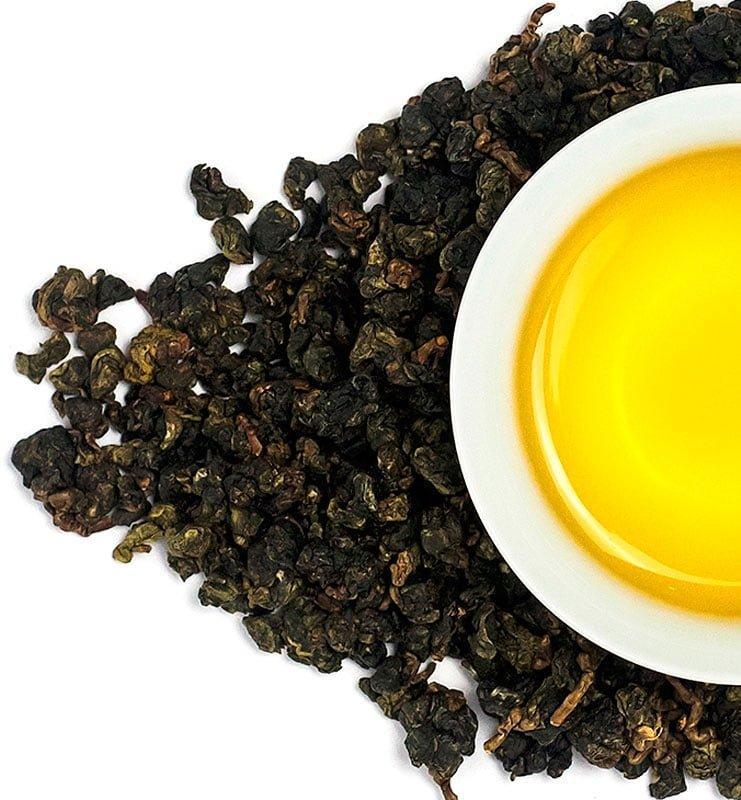 Юй Лу Улун Нефритовая роса тайваньский чай Улун (№360)  - фото 2