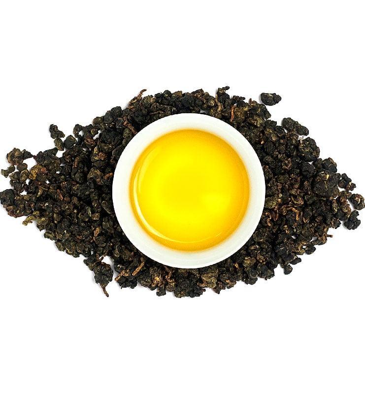 Юй Лу Улун Нефритовая роса тайваньский чай Улун (№360)  - фото 4