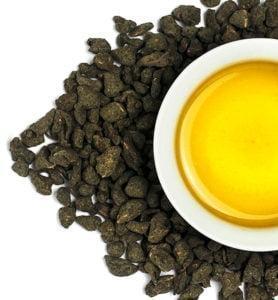 Женьшеневый чай Сян Пин Ван тайваньский Улун № 800