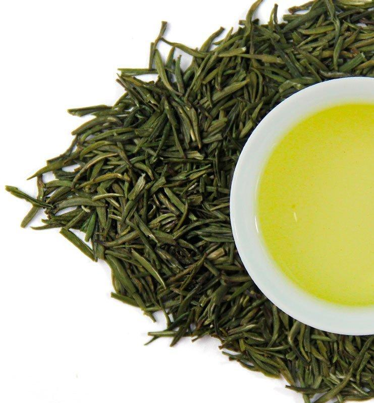 Чжу Е Цин, китайский зелёный чай № 600
