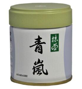 Японский порошковый чай Маття или Матча «Аораши» 40 гр.
