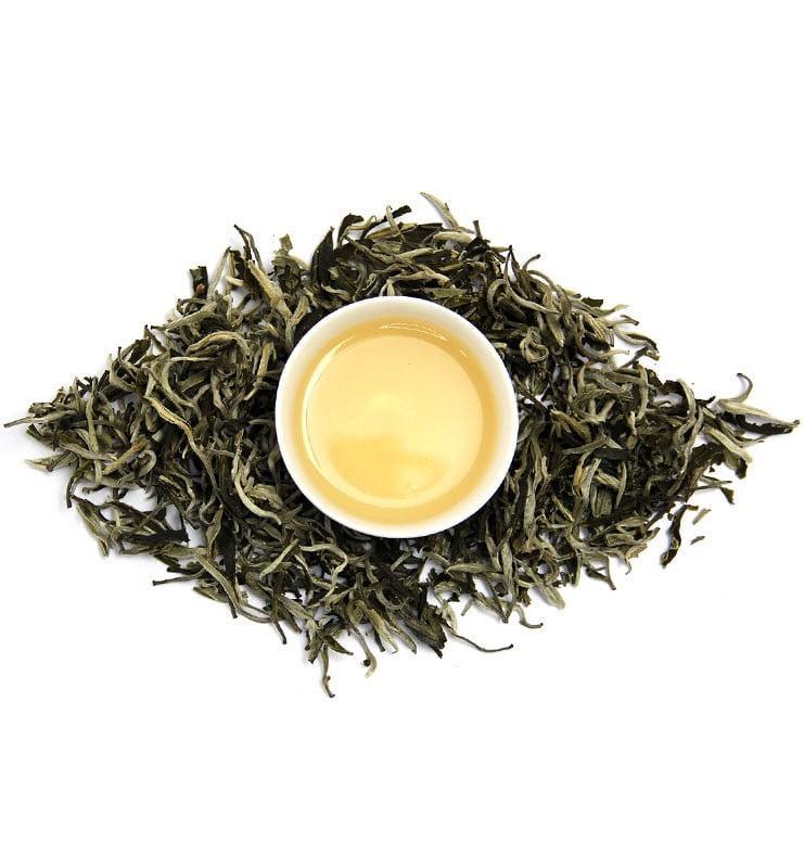 Бай Му Дань белый рассыпной чай (№180)  - фото 5