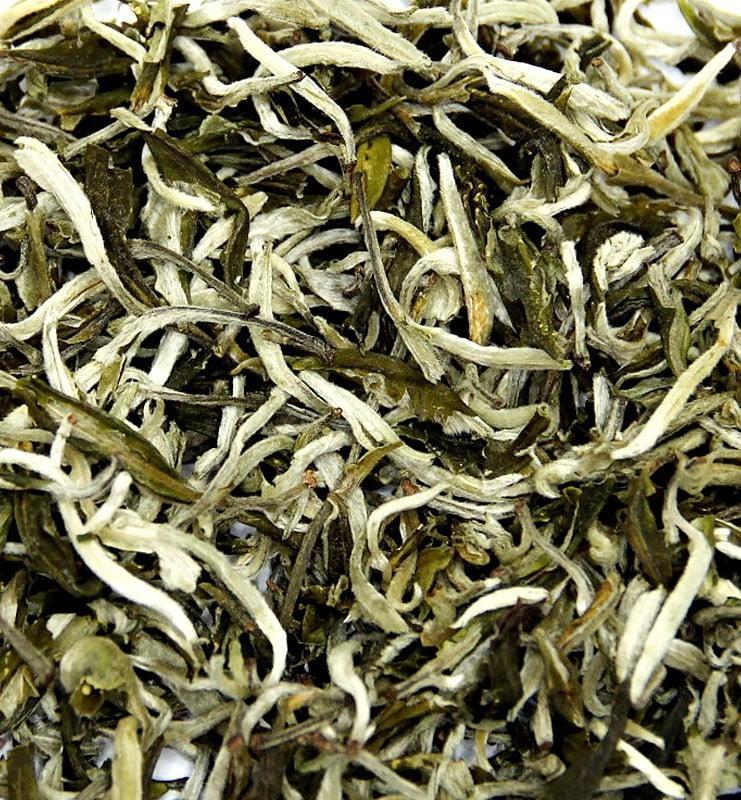 Бай Му Дань белый рассыпной чай (№180)  - фото 3