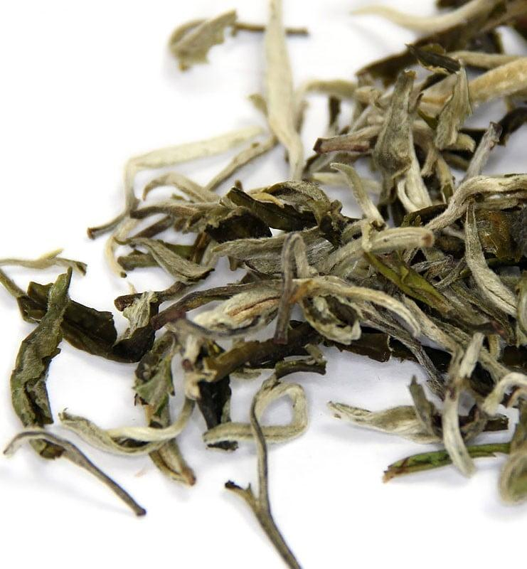 Бай Му Дань белый рассыпной чай (№180)  - фото 4