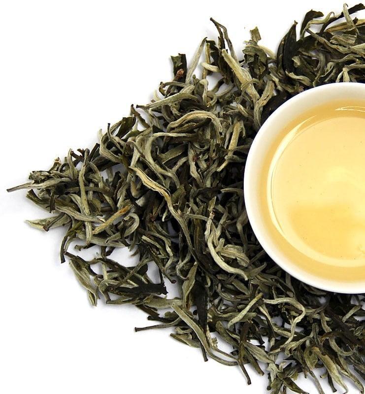 Бай Му Дань белый рассыпной чай (№180)  - фото 2