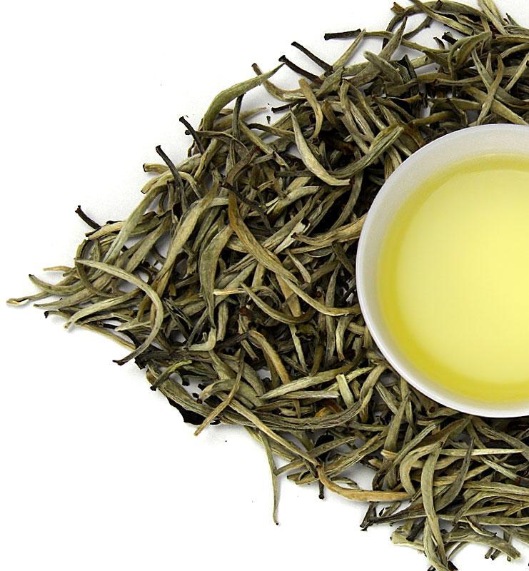 bai xao in chzhen 600 1 - Бай Хао Инь Чжень белый рассыпной чай (№600)