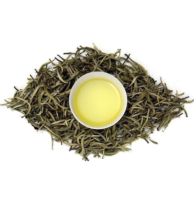 bai xao in chzhen 600 2 - Бай Хао Инь Чжень белый рассыпной чай (№600)