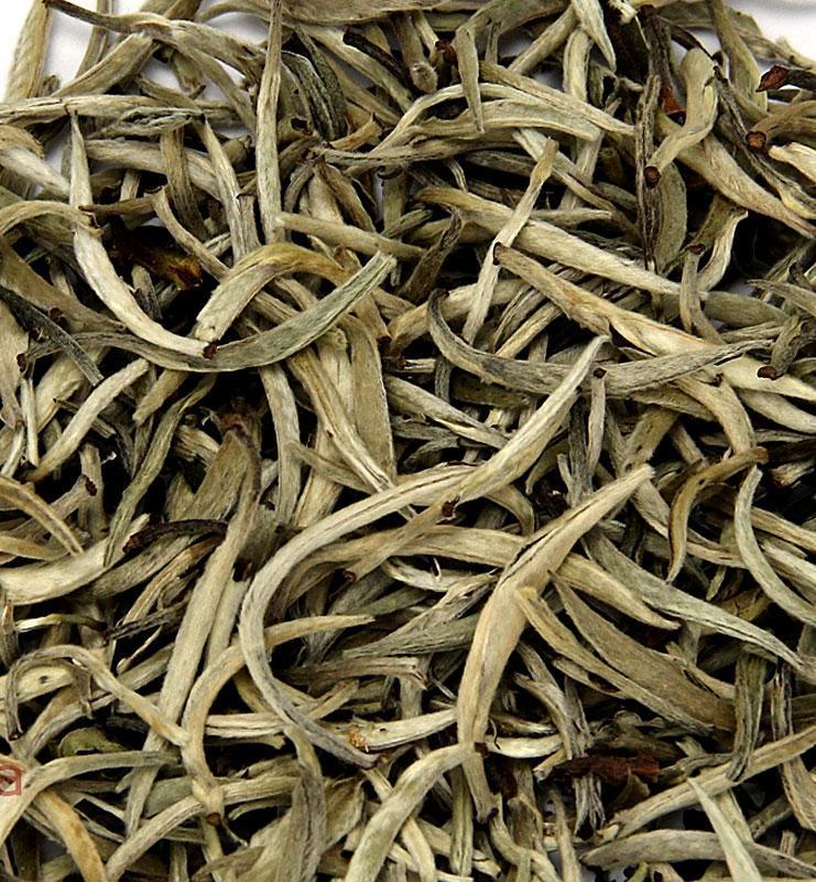 bai xao in chzhen 600 4 - Бай Хао Инь Чжень белый рассыпной чай (№600)