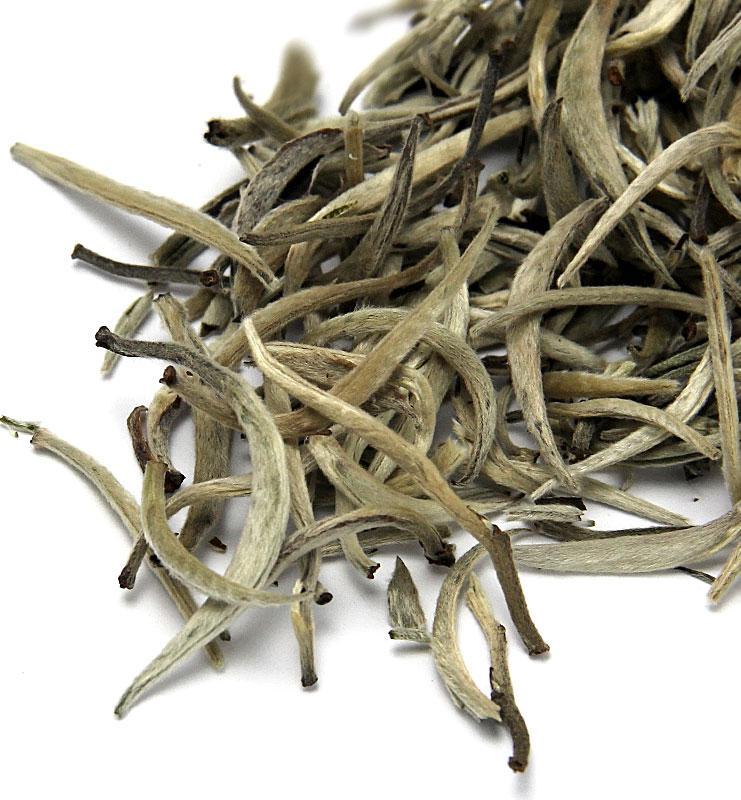 bai xao in chzhen 600 5 - Бай Хао Инь Чжень белый рассыпной чай (№600)