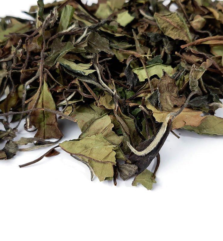 Бай Му Дань белый рассыпной чай (№180)