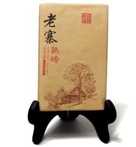 Ча Чжуань, прессованный чай Шу Пуэр № 180