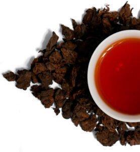 Лао Ча То, чайные головы Шу Пуэр №600