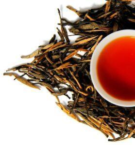 Цзинь Чжень рассыпной красный (черный) чай № 450