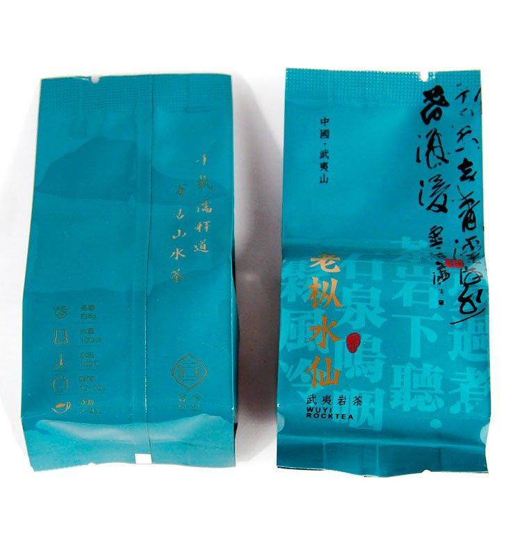 Лао Цун Шуй Сянь чай уишаньский Улун №960  - фото 6
