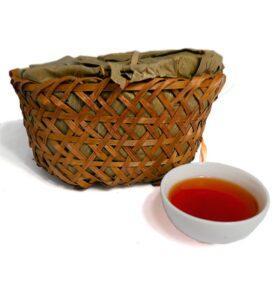 Лю Ань Хэй Ча рассыпной (чёрный) чай №150  - фото