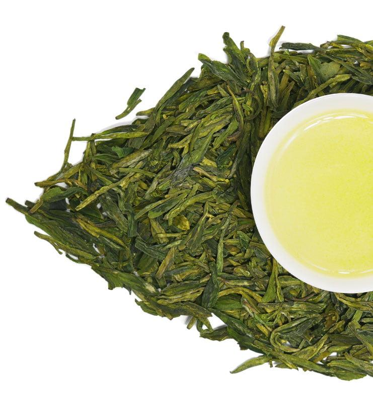 Лун Цзин, китайский зелёный чай № 360
