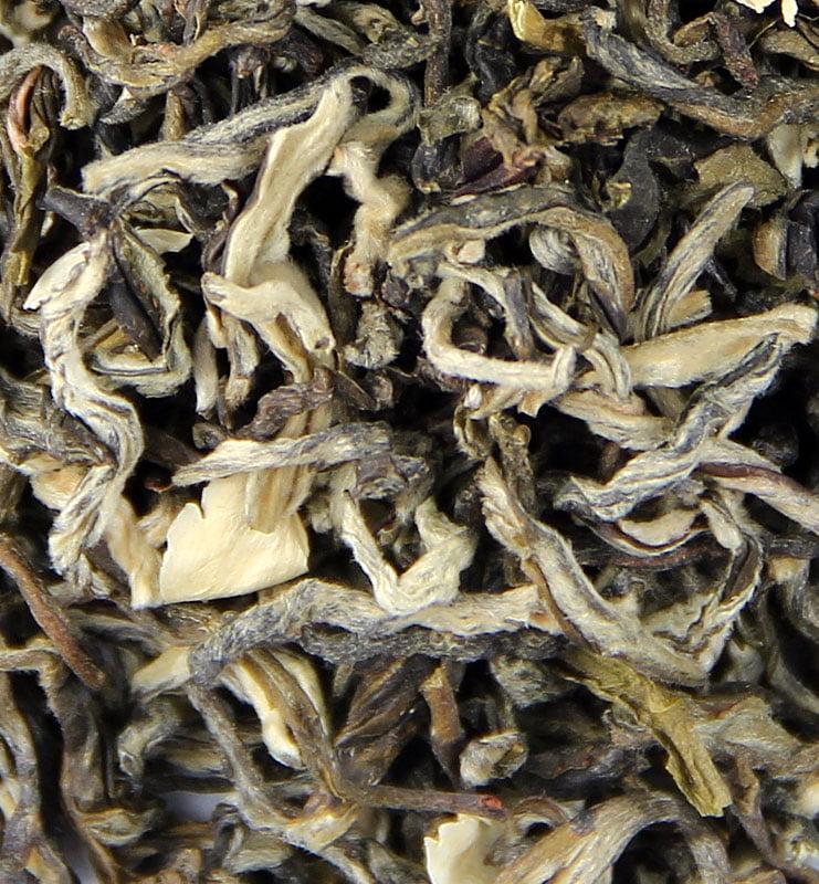 Молі Білочунь, зелений чай із жасмином (№150)