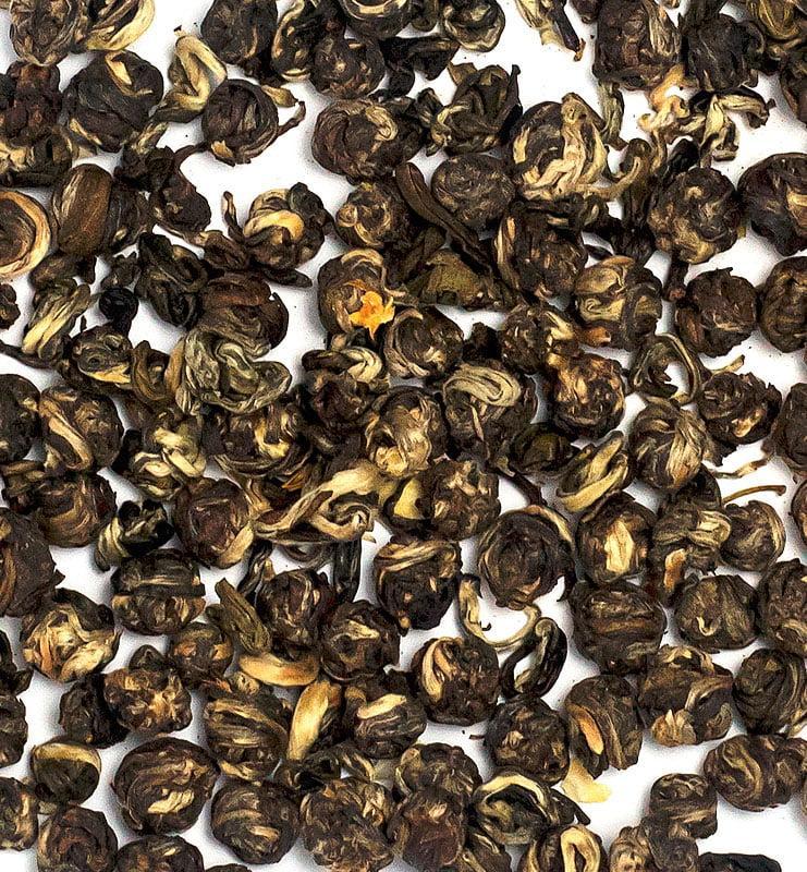 Моли Чжень Чжу, зелёный чай с жасмином №210