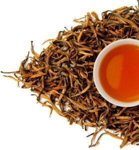 Нюй Эр Хун коллекционный красный (черный) чай №650  - фото