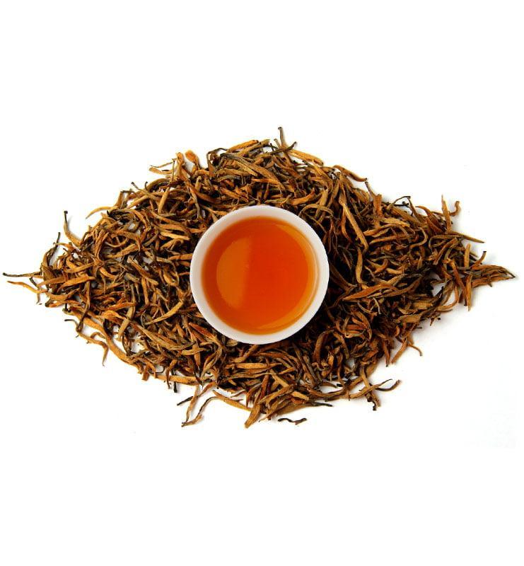 Нюй Эр Хун коллекционный красный (черный) чай №650  - фото 5