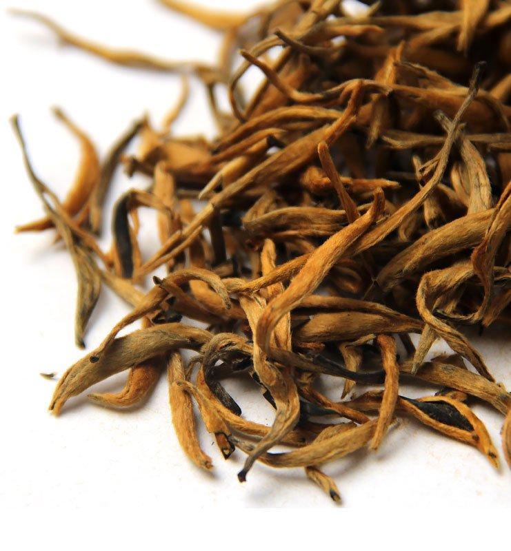 Нюй Эр Хун коллекционный красный (черный) чай №650  - фото 4