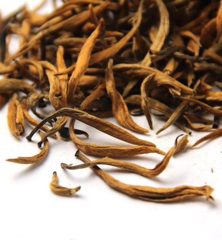 Нюй Эр Хун коллекционный красный (черный) чай №650  - фото 3