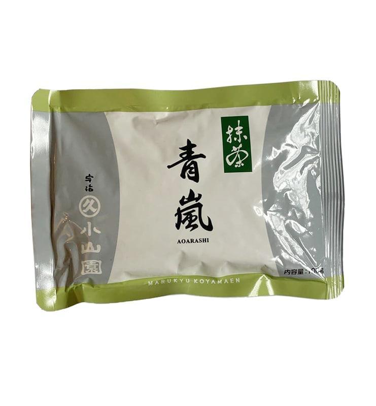 Японский чай Маття или Матча «Аораши»  - фото 6