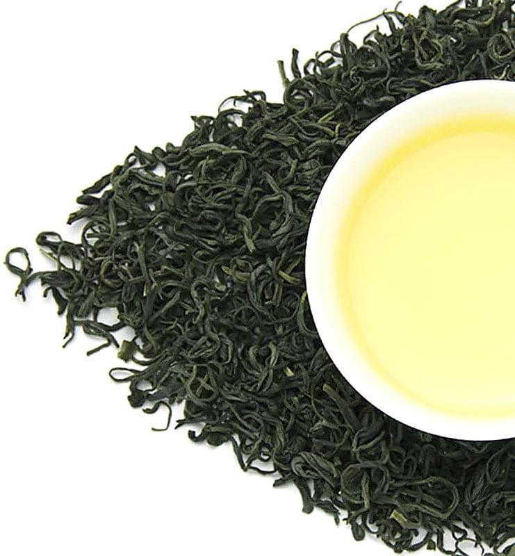 Шен Тай Люй Ча китайский зелёный чай (№150)  - фото 2